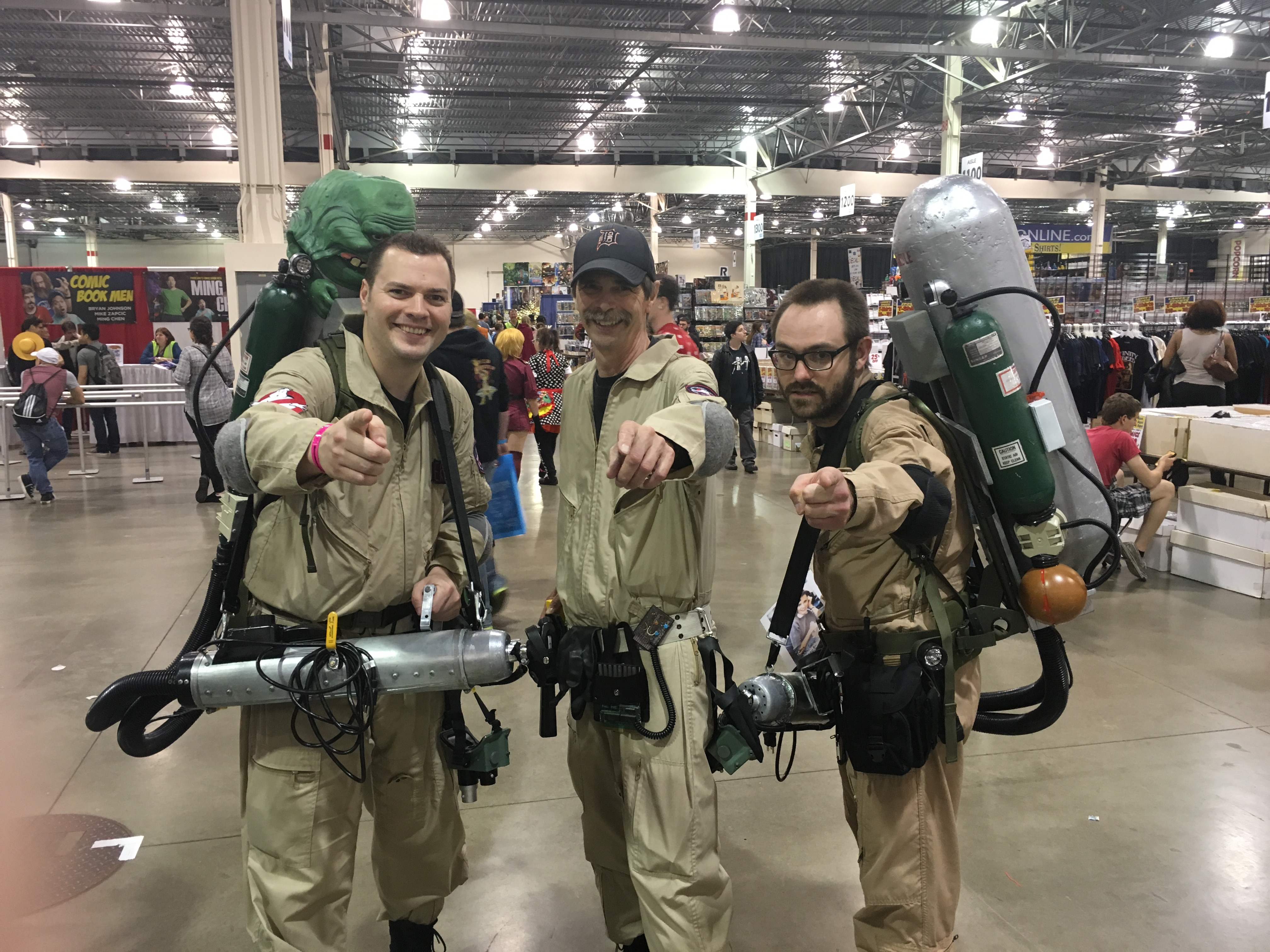 Motor City Comic Con 2016 Busts Attendance Records Dc