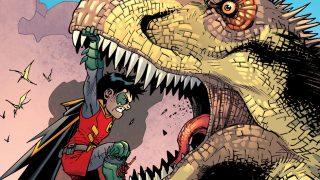Dc Comics News Robin: Son of Batman #12 Damien Batman Talia Maya