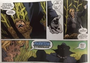 Swamp Thing 5 Alec to the surface and PS