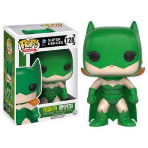 Poison Ivy-Batgirl