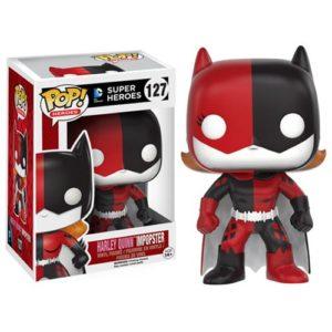 Harley Quinn-Batgirl