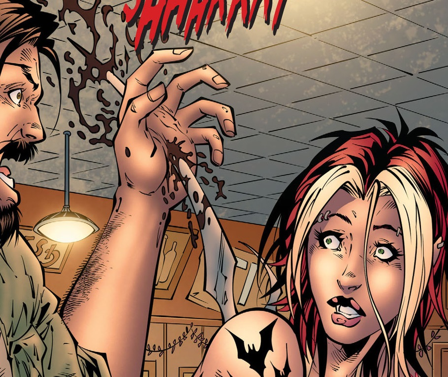 Dc Comics News Bloodlines Haley