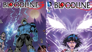 Bloodlines Dc Comics News Eddie Super Powers
