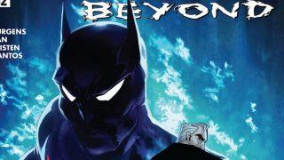 Dc Comics News Batman Beyond Tim Drake Bruce Wayne Barbara Gordon