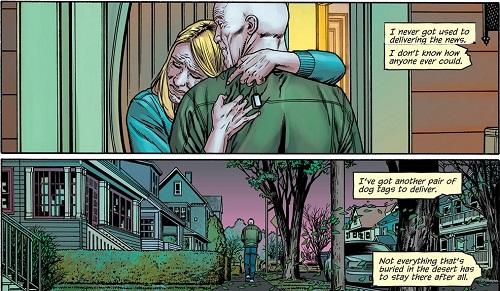 Dc Comics News Batman Detective Comics Jim Gordan Soldiers Sorrow