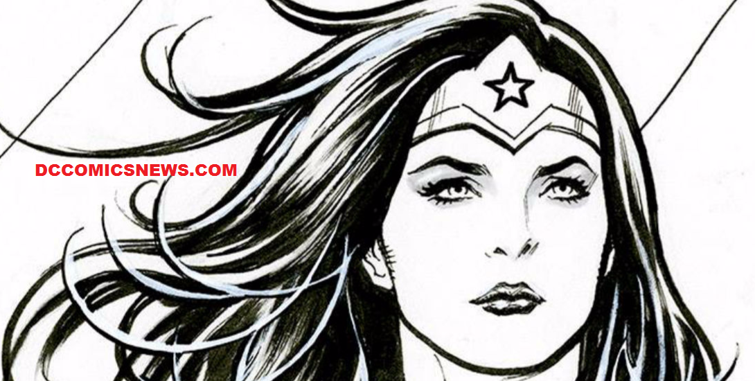 Line Drawing Face Woman : Wonder woman rebirth variant covers to be drawn by superstar