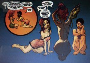 Harley vol 4 naked ivy