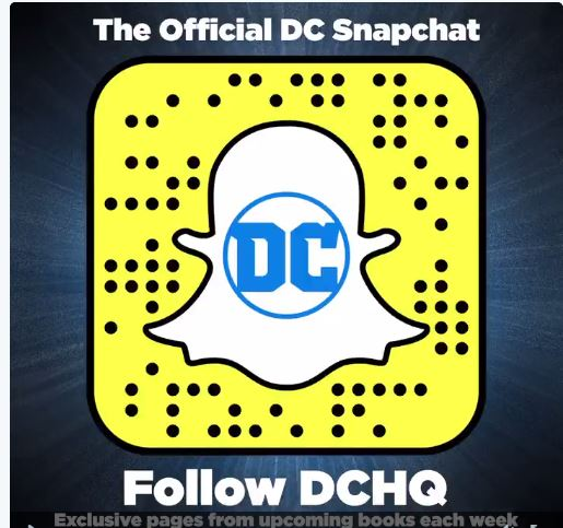 Image result for dc snapchat
