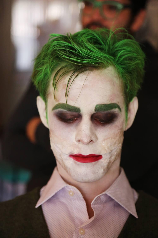 Joker gets a touch up!