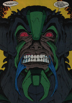 Dc Comics News Justice League Steppenwolf
