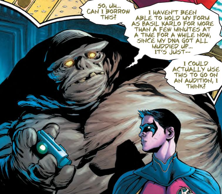 Detective Comics 935 can i borrow this