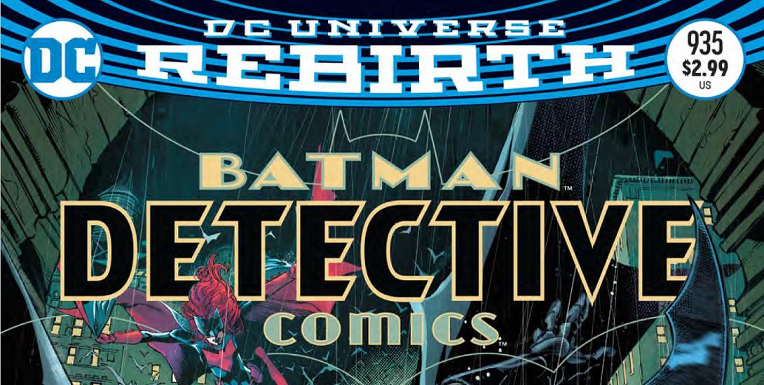 DcComicsNews Batman Detective Comics Rebirth