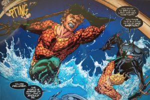 Aquaman 1 Aquaman and Black Manta