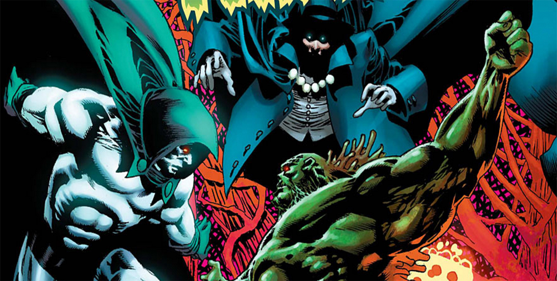 swampthing review dc comics news