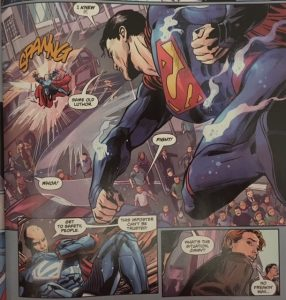 Action 957 Superman vs Luthor