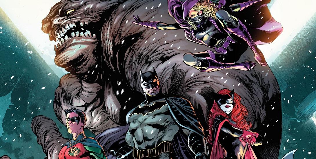 DcComics News Batman Detective Comics Rebirth