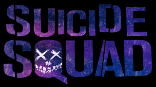 suicide squad logo banner