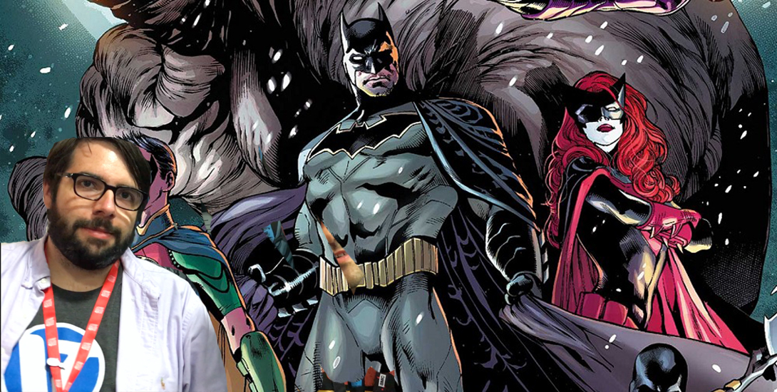 James Tynion IV Detective Comics dc comics news SDCC