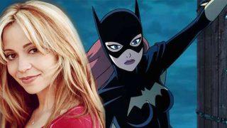 Tara Strong Batgirl Banner