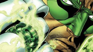 Hal Jordan and the Green Lantern Corps: Rebirth #1 banner