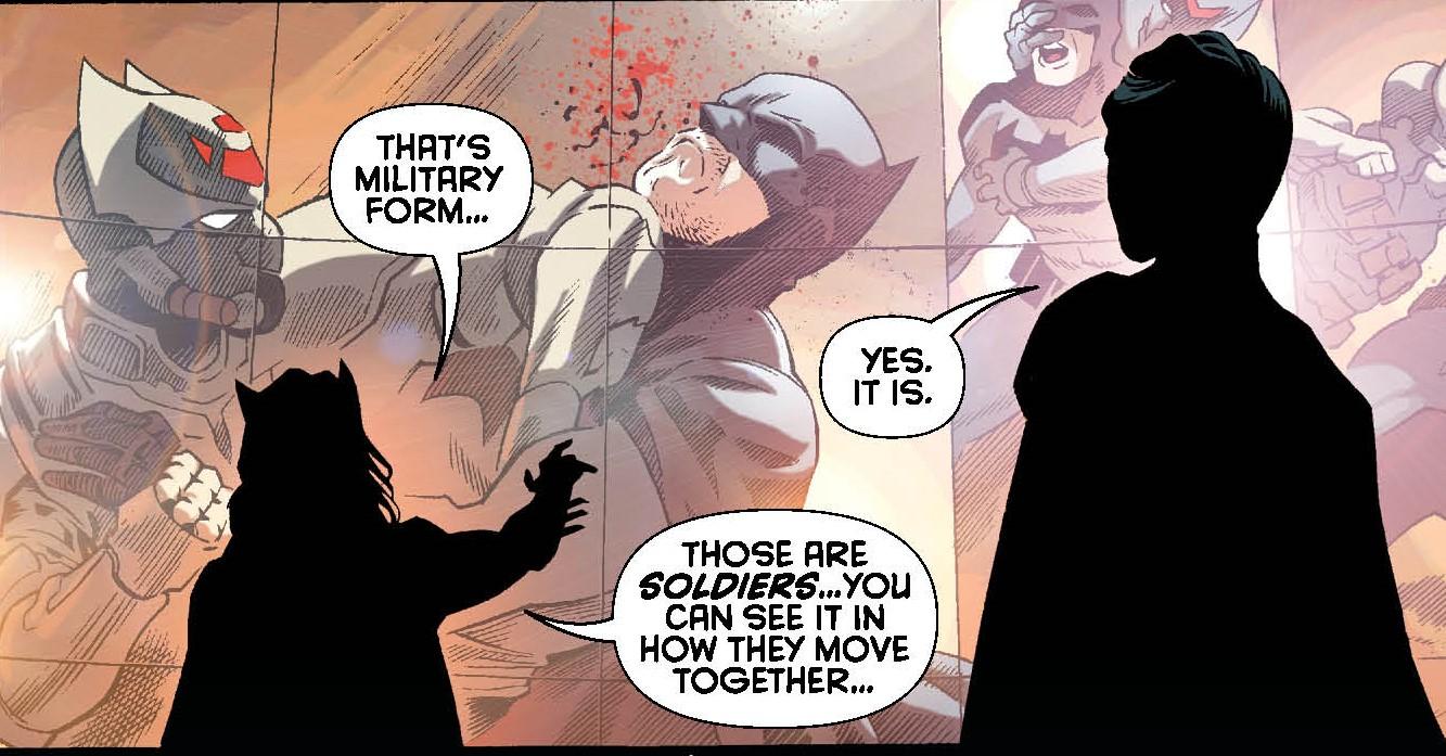 DC Comics News Batman Detective Comics Clayface