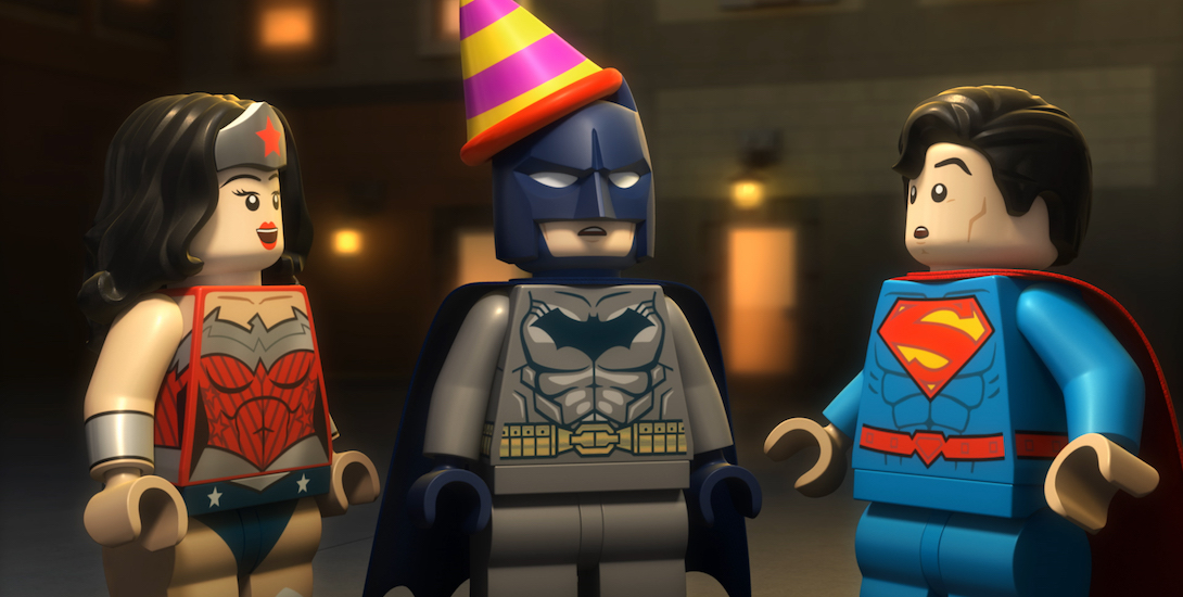 Images from LEGO DC Super Heroes: Justice League: Gotham City Breakout