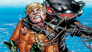 aquaman rebirth #2 dc comics news