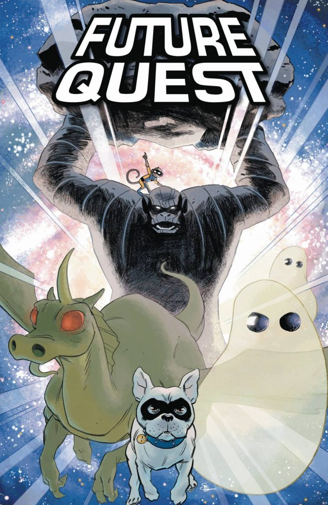 Future Quest #2 cover