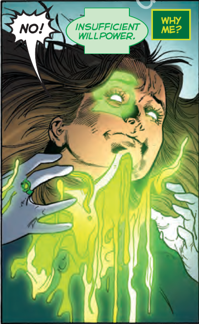 Green Lanterns Jessica Cruis Dc Comics News
