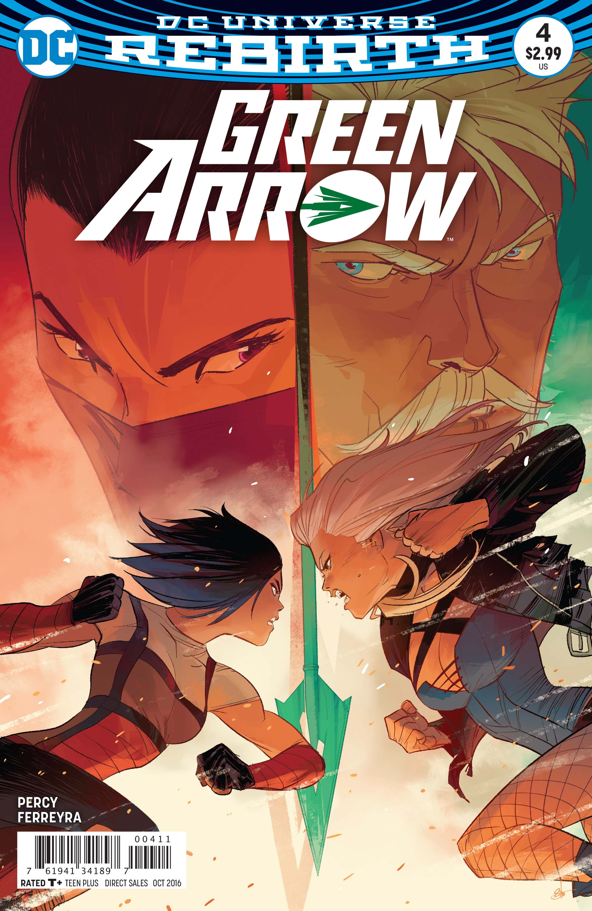 Otto Schmidt's GREEN ARROW