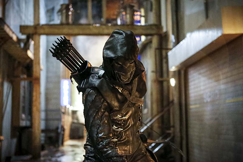 "Arrow -- ""Legacy"" -- Image AR501a_0056b --- Pictured: Prometheus -- Photo: Bettina Strauss/The CW -- Ì?å© 2016 The CW Network, LLC. All Rights Reserved."