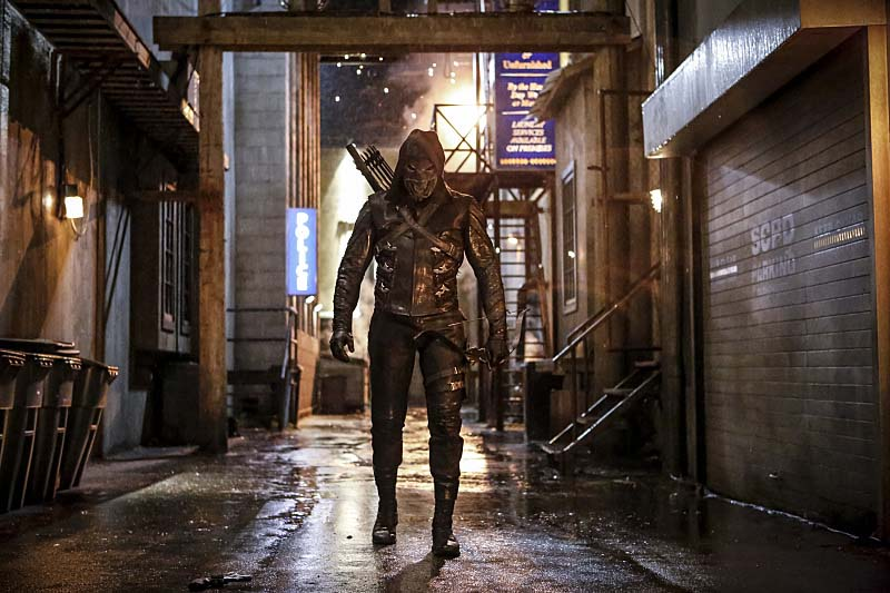 "Arrow -- ""Legacy"" -- Image AR501a_0060b --- Pictured: Prometheus -- Photo: Bettina Strauss/The CW -- Ì?å© 2016 The CW Network, LLC. All Rights Reserved."
