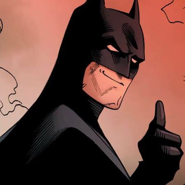 Batman Thumbs up batman day dc comics news