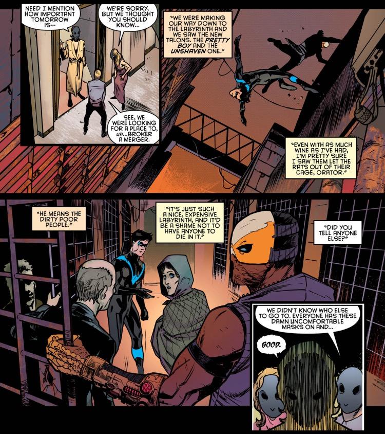 Nightwing 4 Orator