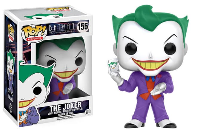funko pop to release batman the animated series vinyl figures dc comics news. Black Bedroom Furniture Sets. Home Design Ideas