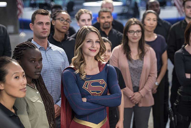 "Supergirl -- ""Welcome to Earth"" -- Image SPG203c_0402 -- Pictured: Melissa Benoist as Kara/Supergirl -- Photo: Diyah Pera/The CW -- Ì?å© 2016 The CW Network, LLC. All Rights Reserved"