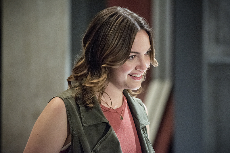 """The Flash -- """"Magenta"""" -- Image: FLA303a_0379b.jpg -- Pictured: Violett Beane as Jesse Quick -- Photo: Dean Buscher/The CW -- © 2016 The CW Network, LLC. All rights reserved."""
