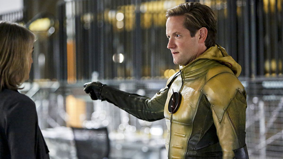 Matt Letscher interview dc comics news