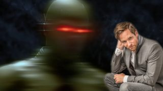 Matt Letscher interview reverse flash dc comics news