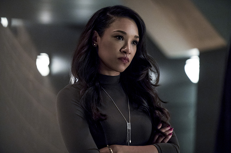 "The Flash -- ""The Present"" -- Image FLA309b_0095b.jpg -- Pictured: Candice Patton as Iris West -- Photo: Katie Yu/The CW -- © 2016 The CW Network, LLC. All rights reserved."
