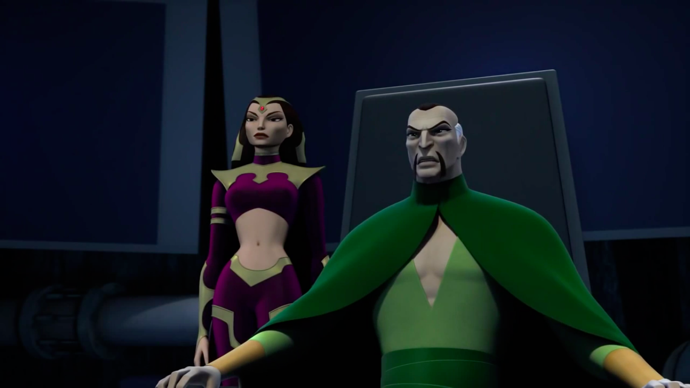 lady_shiva_and_ras_al_ghul
