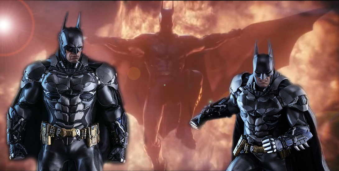 Hot Toys Arkham Knight Batman Toy dc comics news