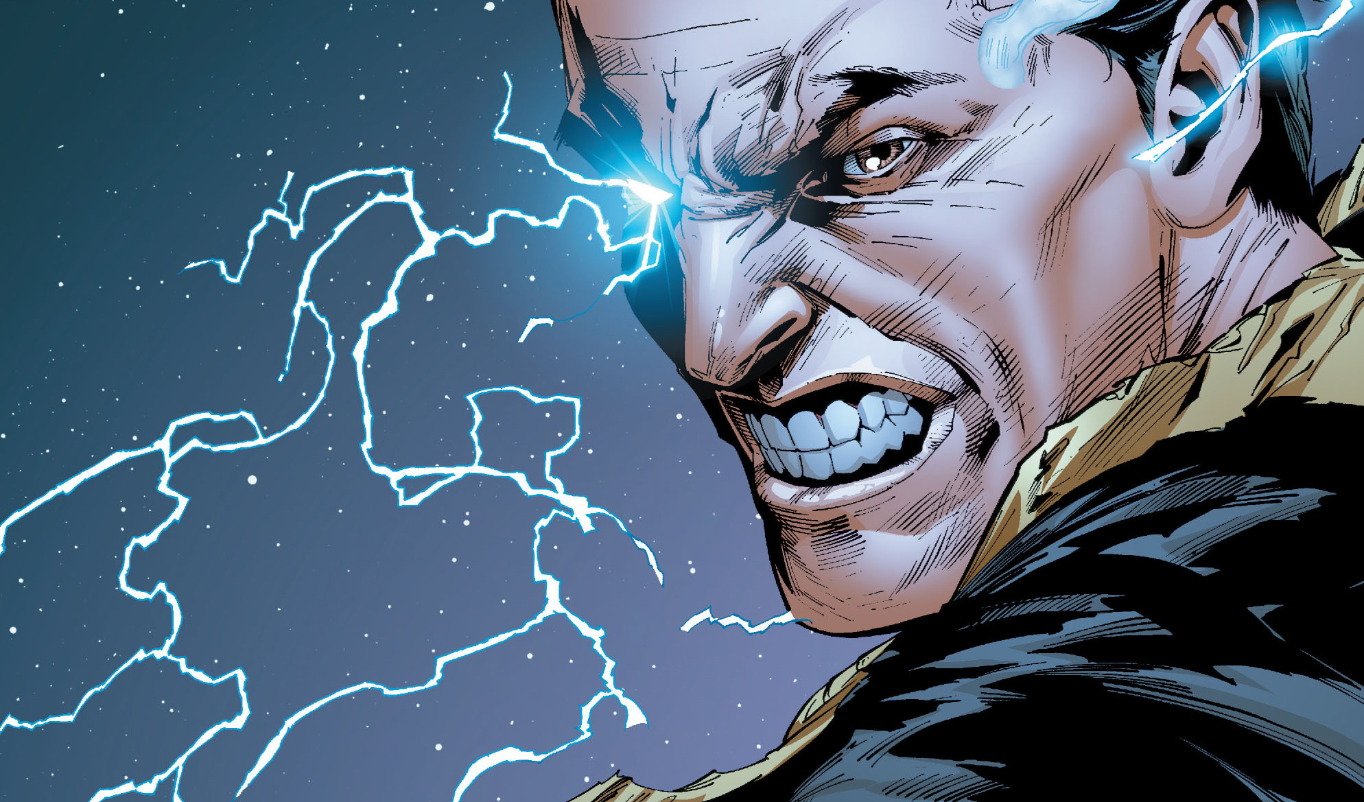DC Comic's Black Adam