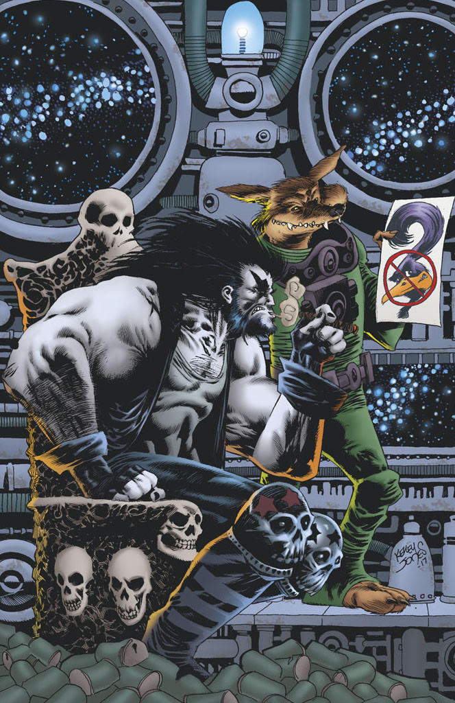 DC Looney Tunes lobo dc comics news