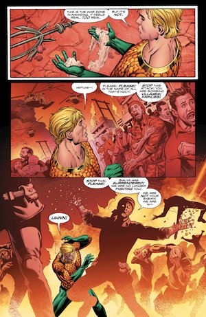 Aquaman #18 Page 3