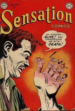 sensation comics 109