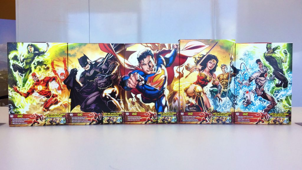 DC Comics Cereal