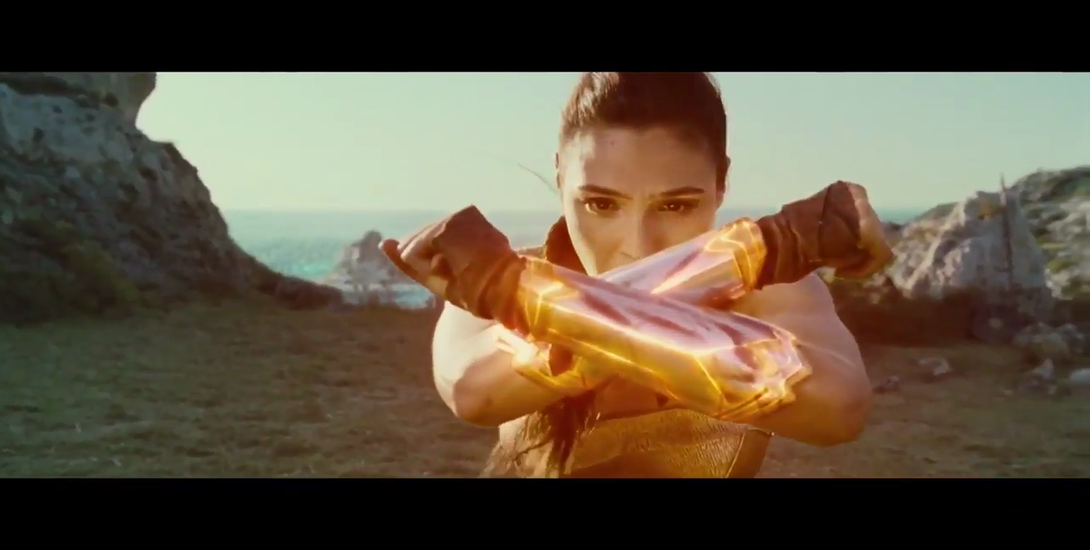WONDER WOMAN Official Teaser Trailer #3