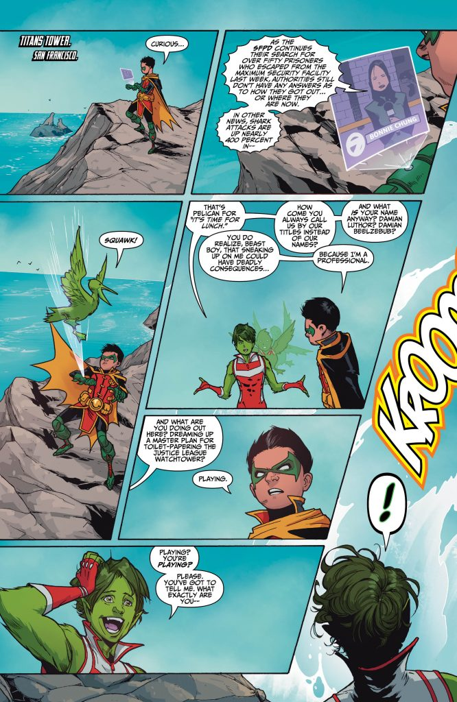 Review: Teen Titans #6
