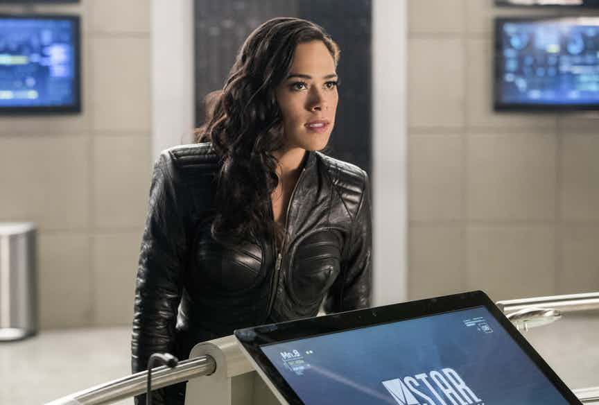 "The Flash -- "" Abra Kadabra"" -- FLA318a_0211b.jpg -- Pictured: Jessica Camacho as Gypsy -- Photo: Jack Rowand/The CW -- © 2017 The CW Network, LLC. All rights reserved"
